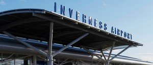 Inverness Airport, Inverness